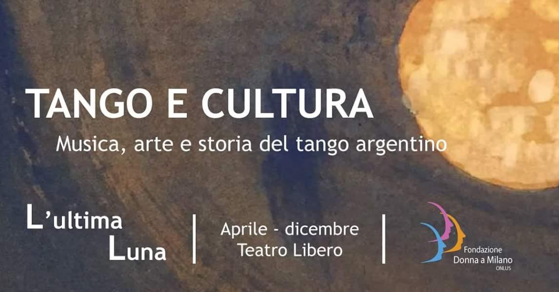 Evento Tango e Cultura del 13 giugno