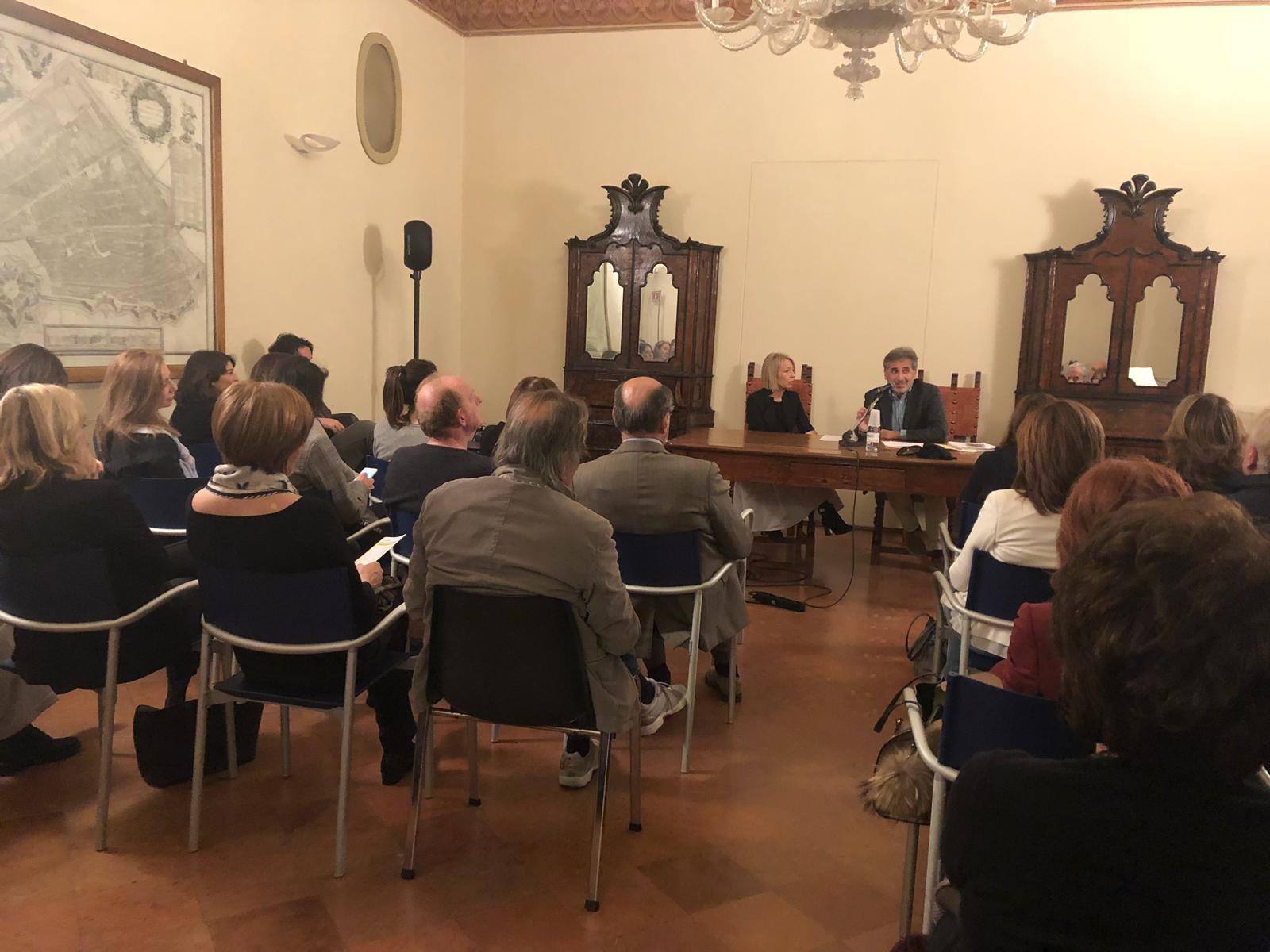 Evento 15 marzo 2019 - Palazzo Crema